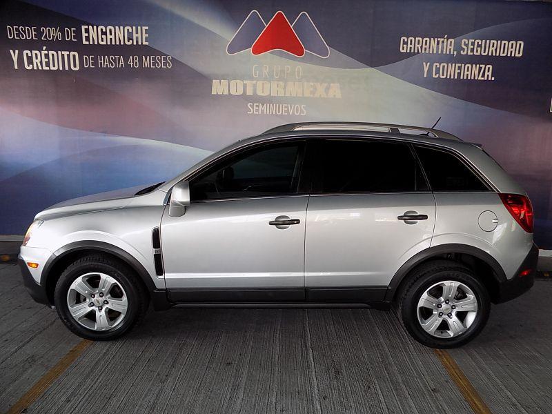 Chevrolet Captiva 2014